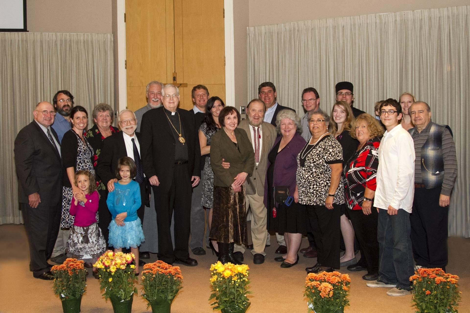 Holy Wisdom Parishioners