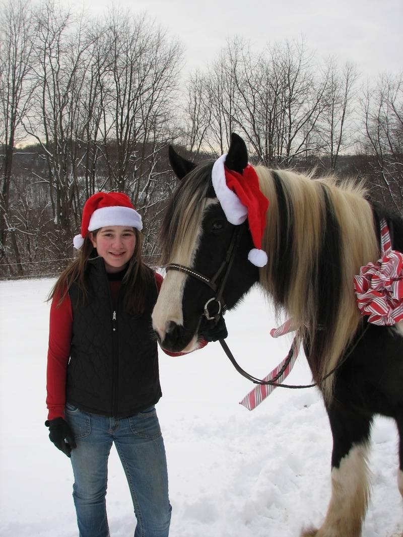 Abby/Sam Christmas  2009