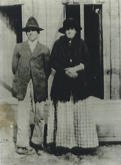 DAVID AND SARAH EDGEWORTH LETT ROBERTS