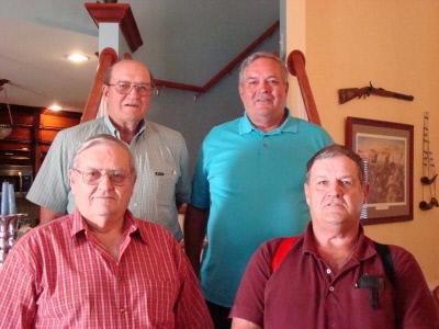FOUR EDGEWORTH BROTHERS