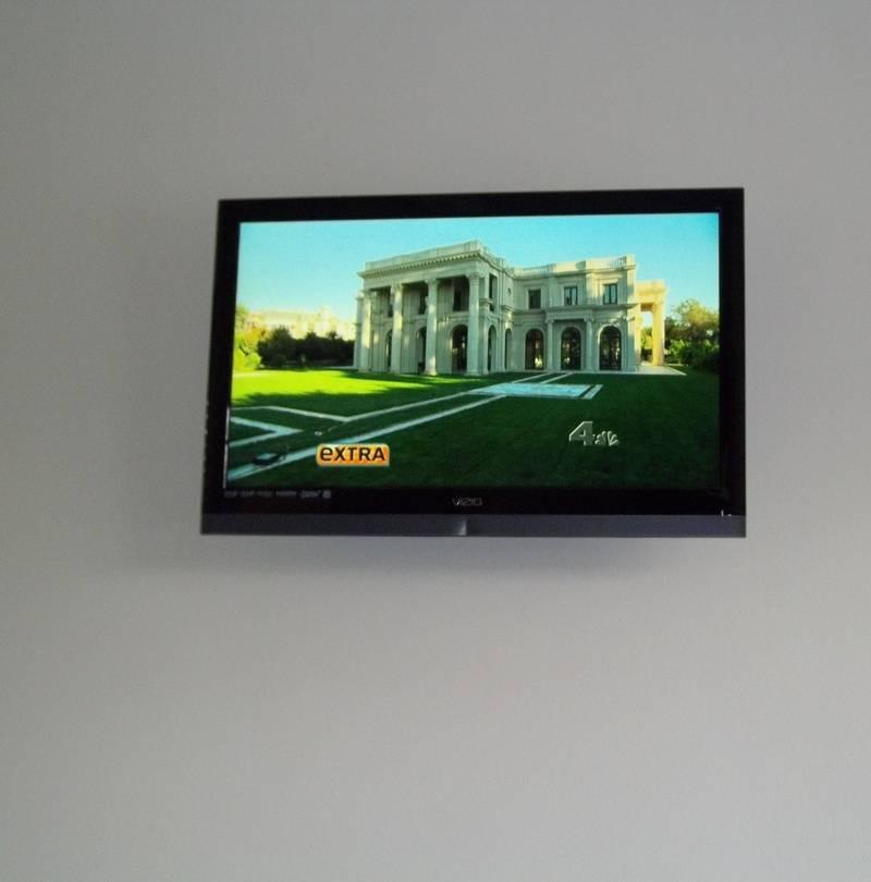 Vizio LCD Premium TV Installation