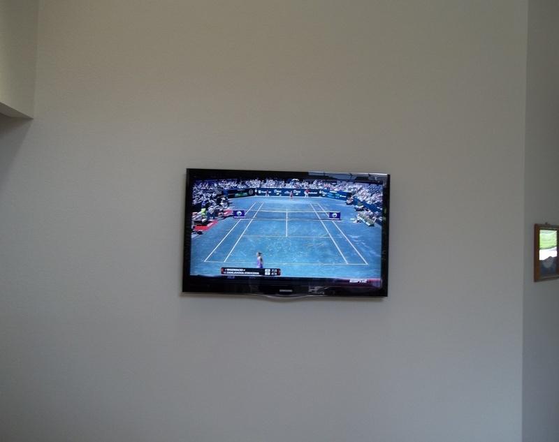 Samsung LCD TV Premium Installation