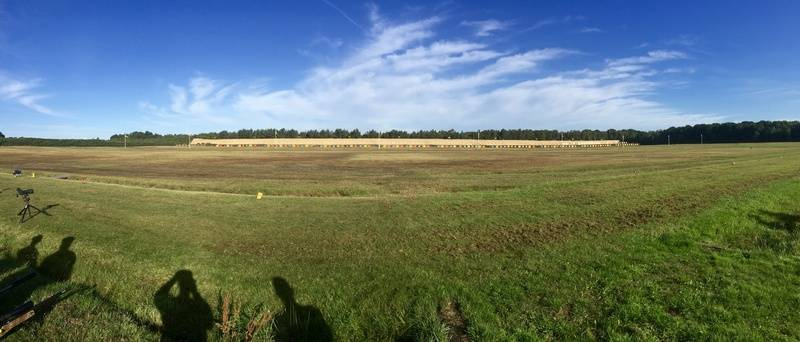 any day on the range is a good day