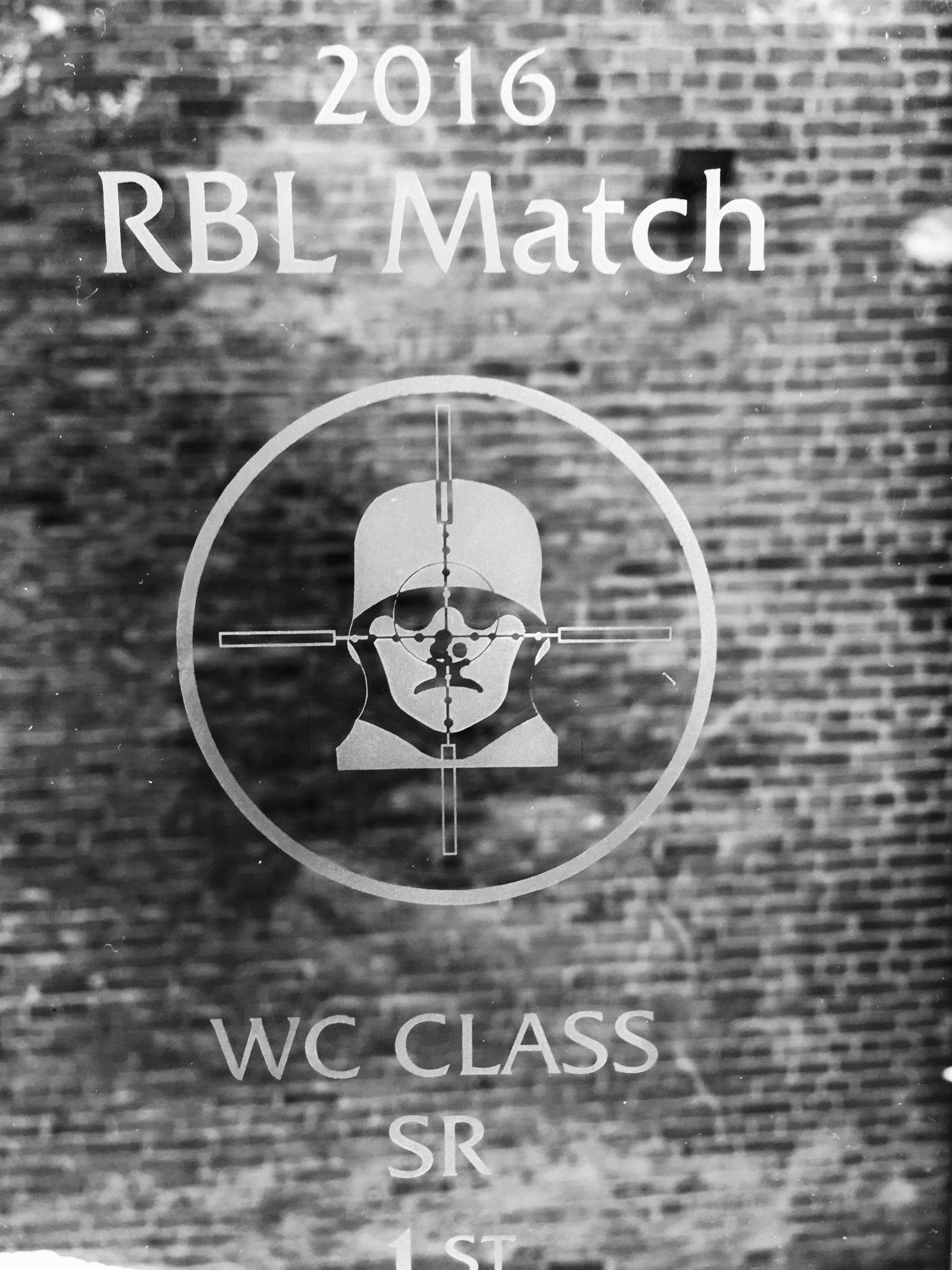 RBL Comp Bisley 2016