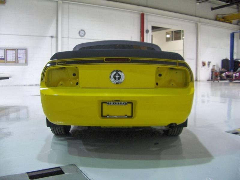 Mustang Reaer No Flash