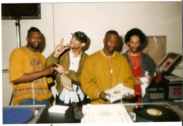 Trevor Sax Wayne Irie Muscle Head (Saxon Sound) Micheal (Wayne Irie's Brother)