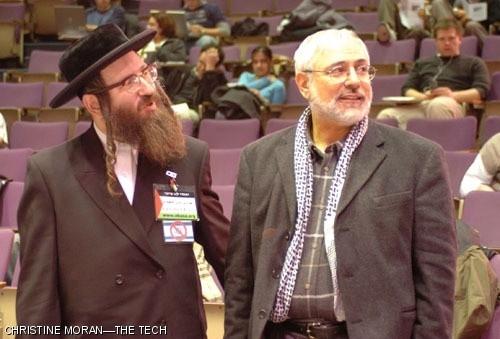 Rabbi Weiss and Imam Asi