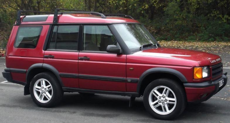 Range Rover ..smooth