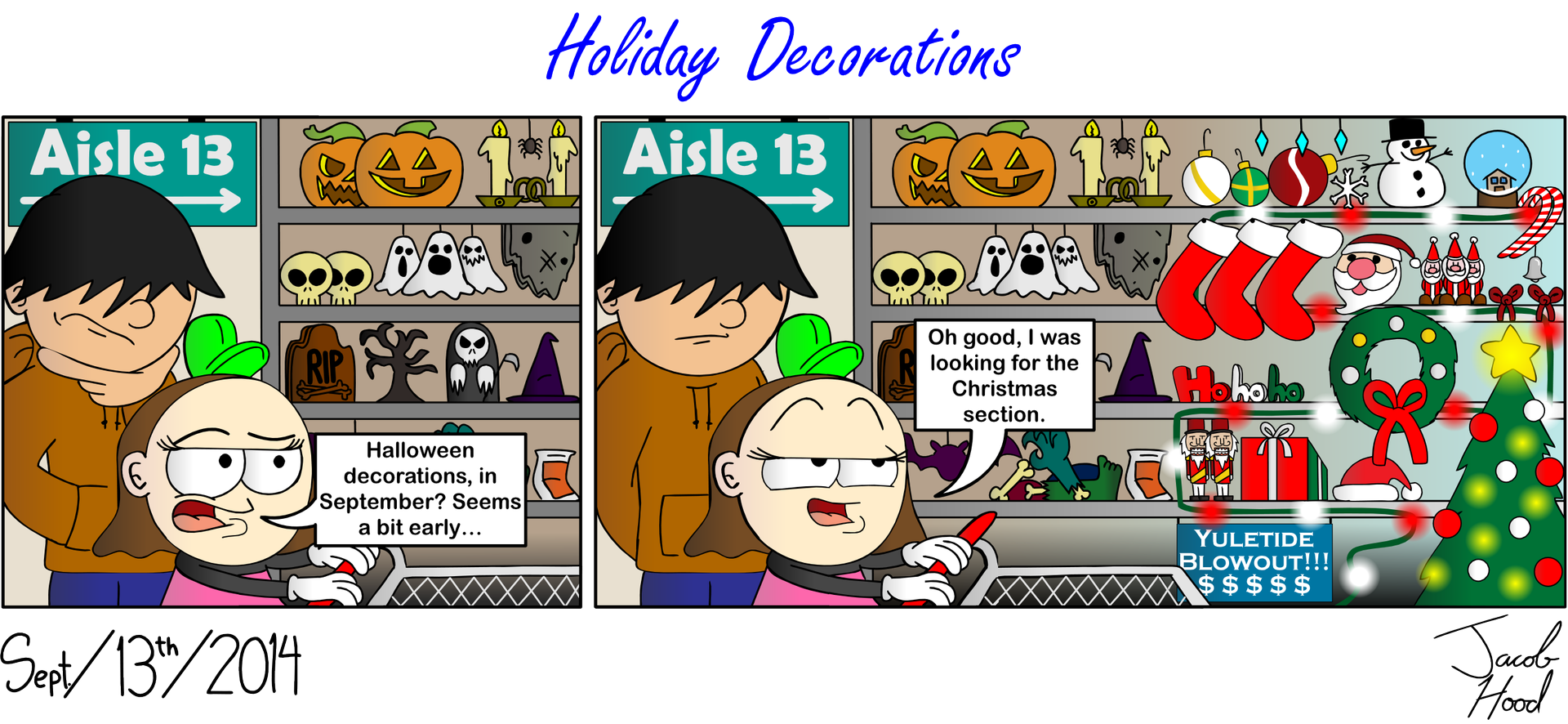 Holiday Decorations