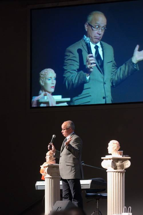 Mark Gungor Marriage Seminar