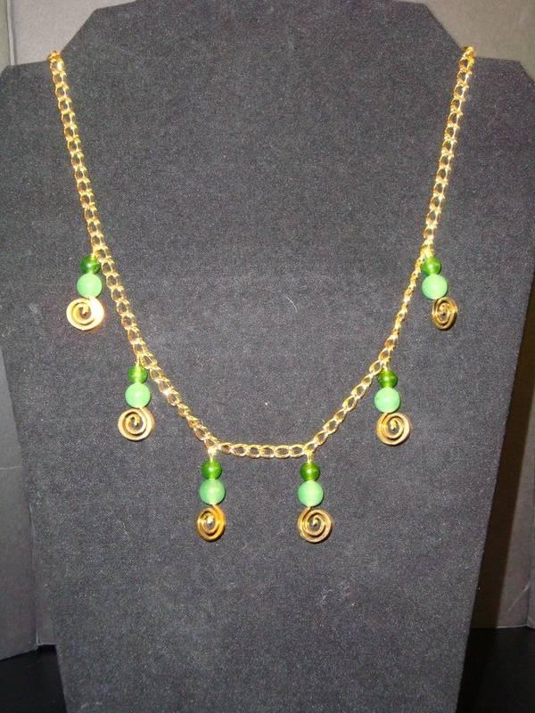 Turning Green (Item #1109)  $10.00