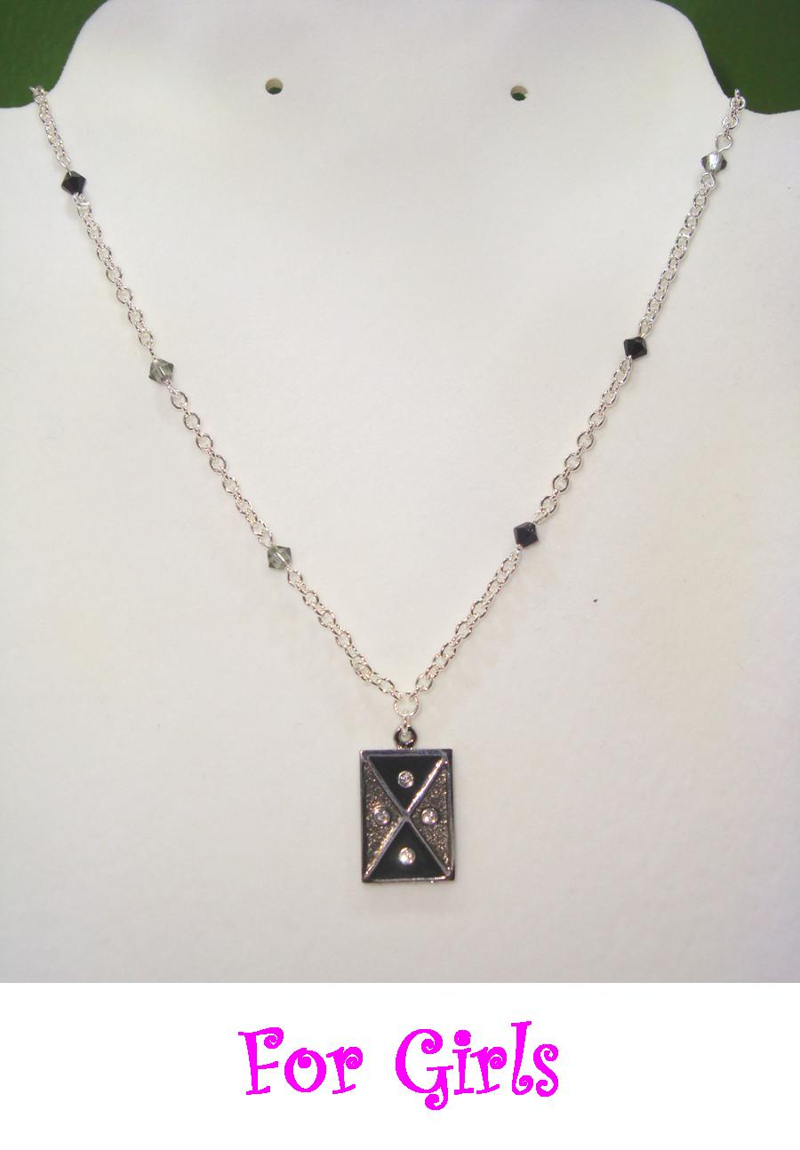 Grey & Black (Item #1212) $5.00