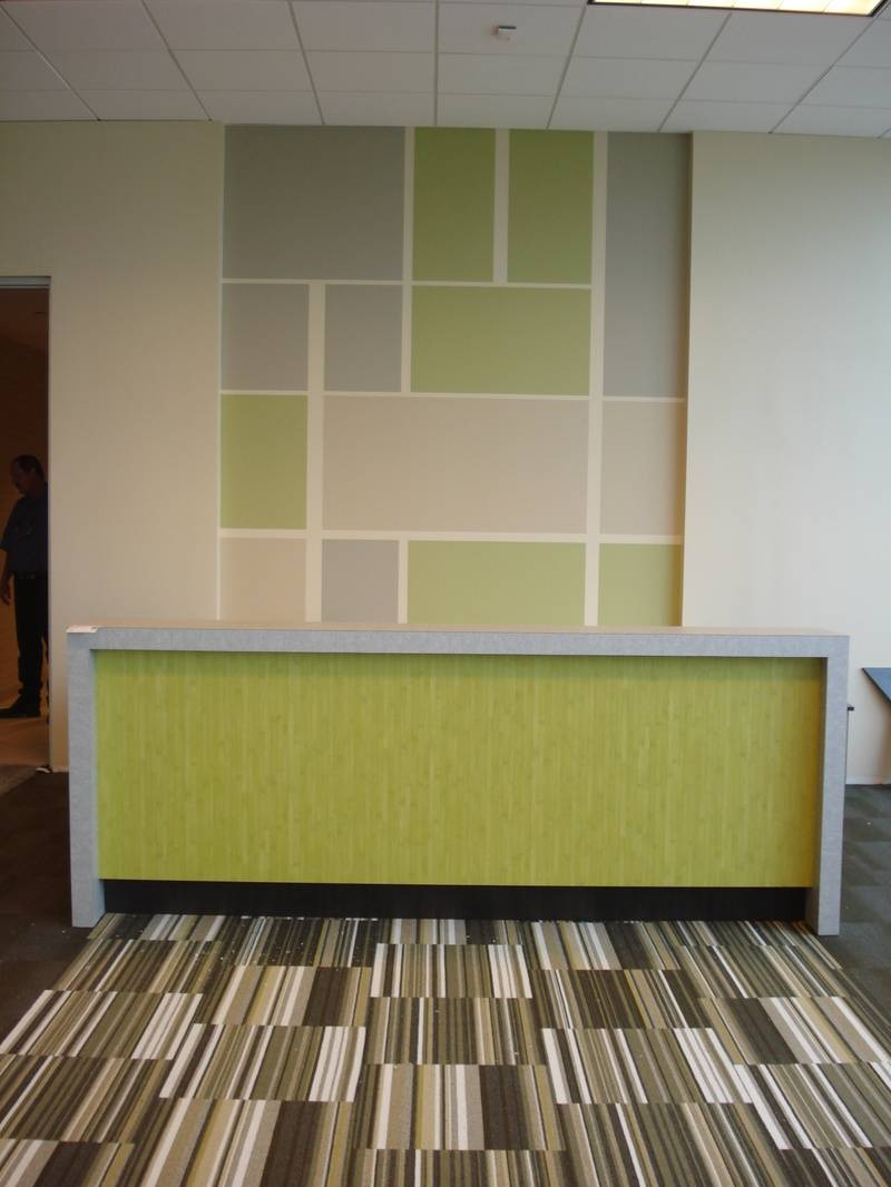 Fitness Center|Reception Desk
