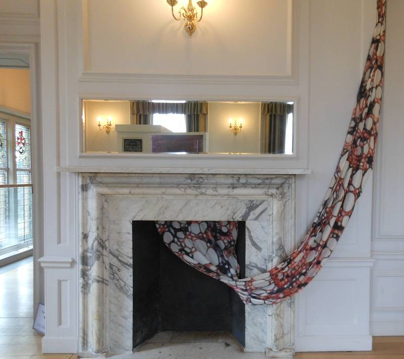 another silk hanging