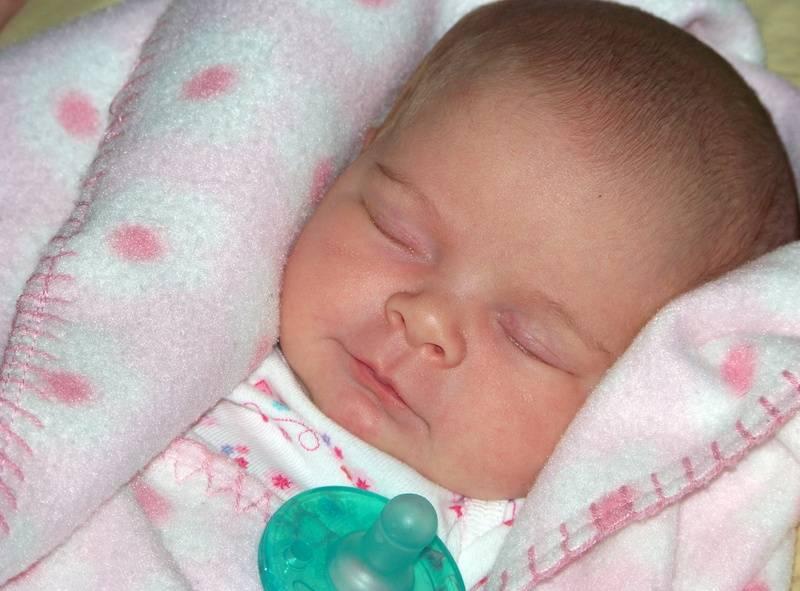 Newest Granddaughter, Aayla Rain