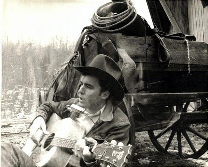 1968 at home near Franklin, TN