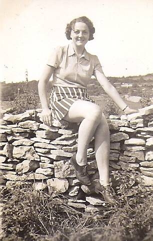 Stoney Gap 1939 Peggy 2
