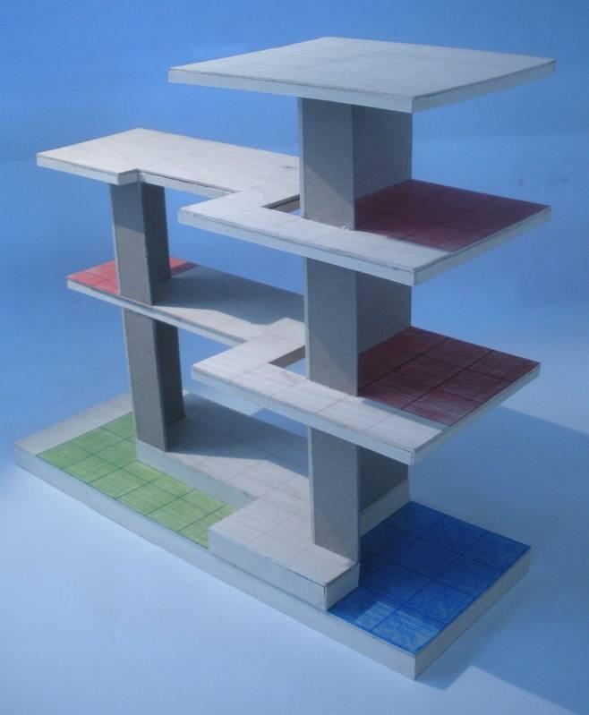 1/4 Scale Model
