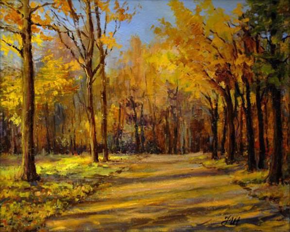 Autumn, autumn...