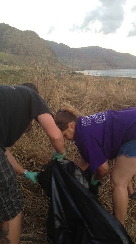 Dog found dead, dumped at Kaena Point trail