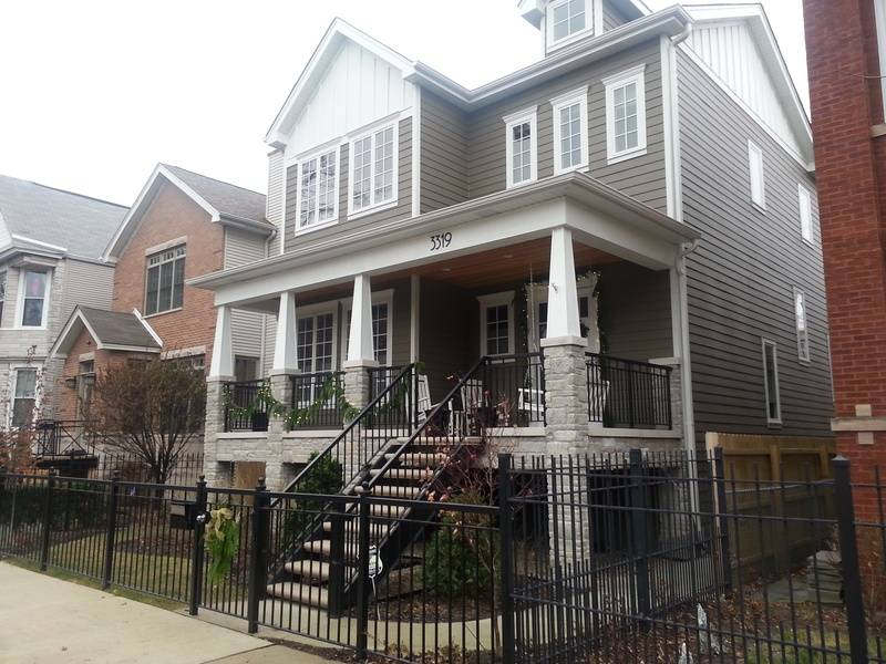 3319 N. Larchmont Ave, Chicago