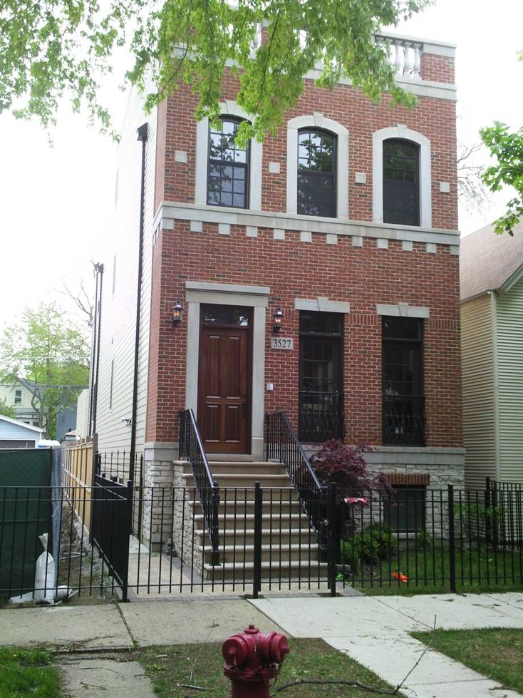 3527 N. Seeley, Chicago