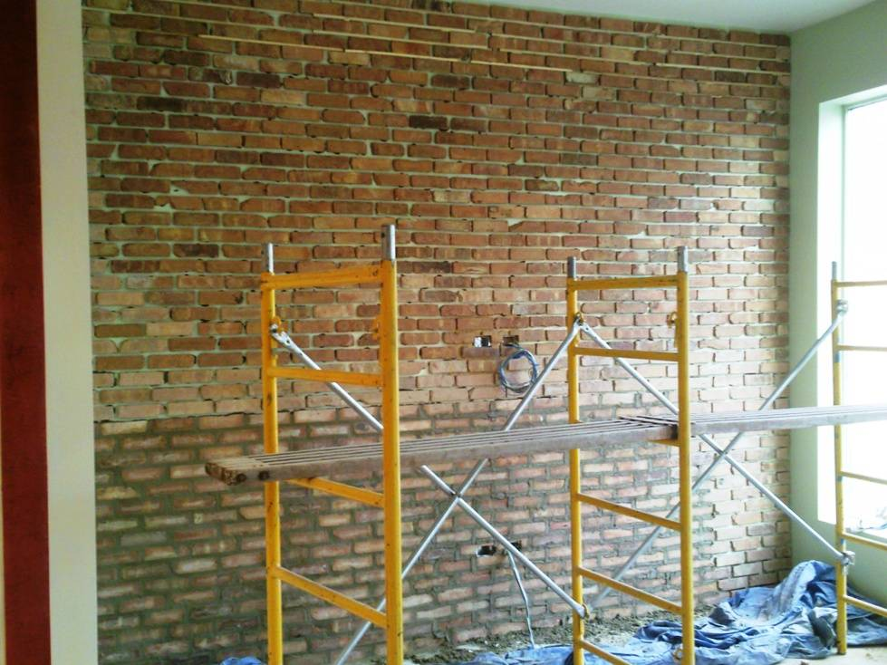 Used Chicago Common Thin Bricks