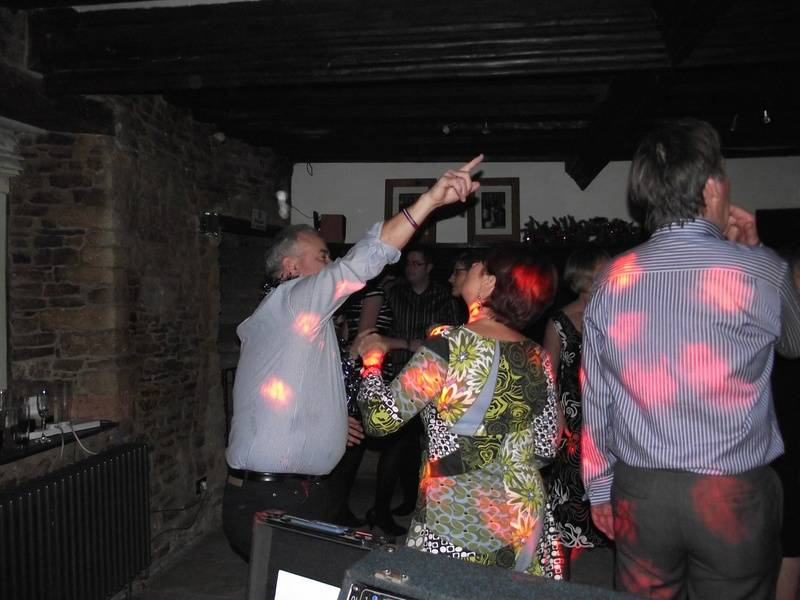 The Snooty Fox, Lowick - New Years Eve 2010