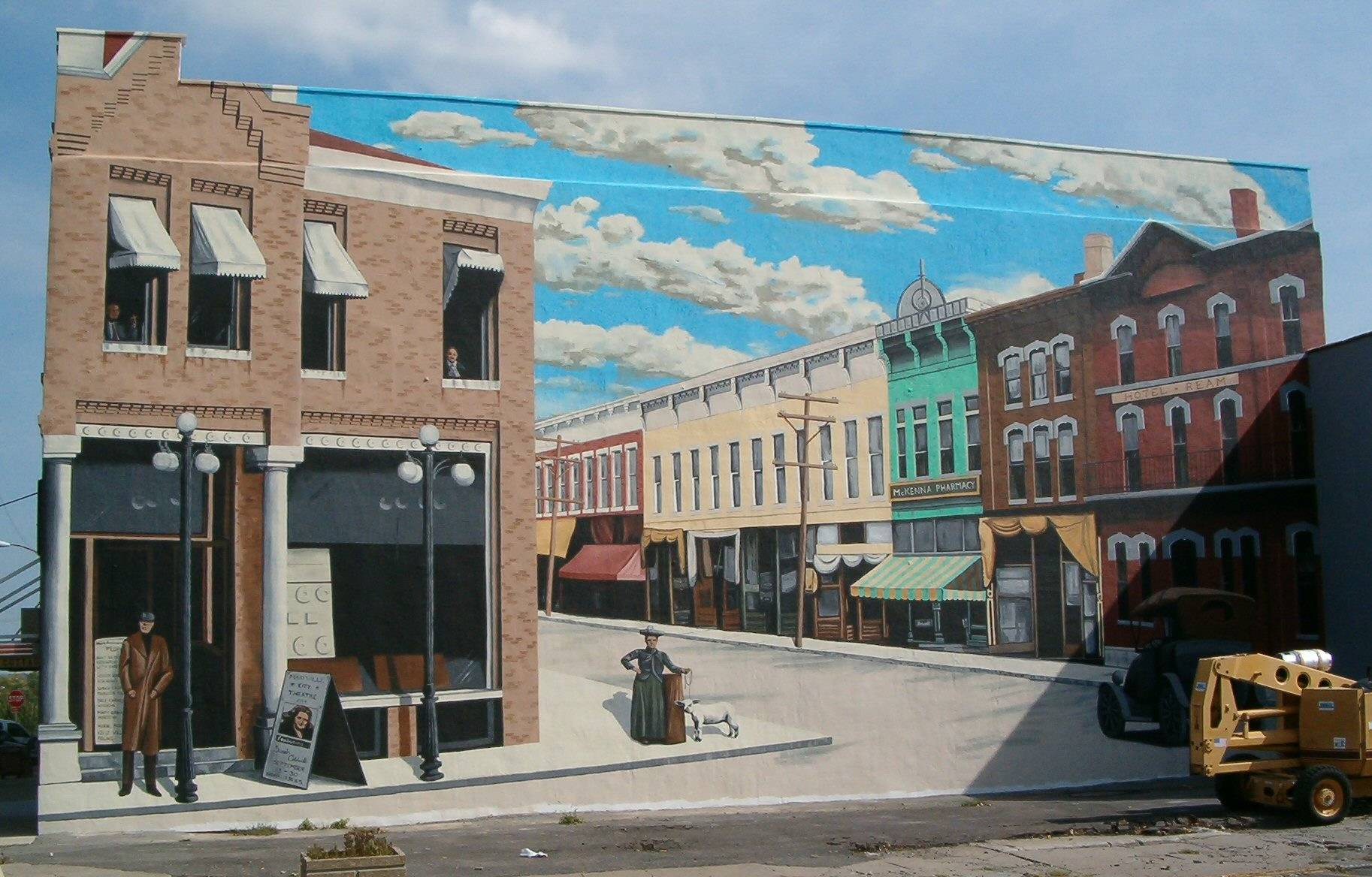 Maryville Mural (2004)