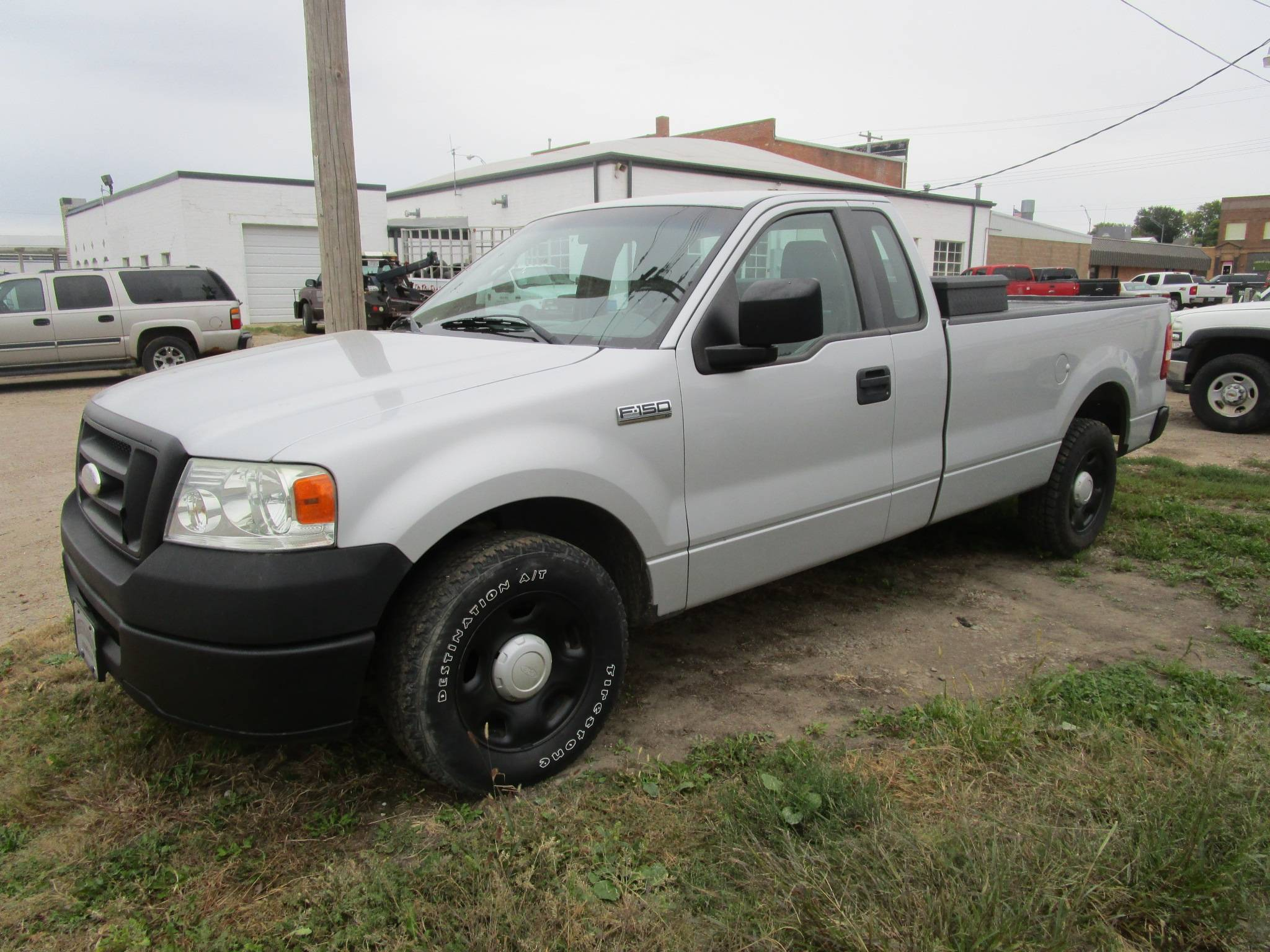 2007 FORD F150 $4,995