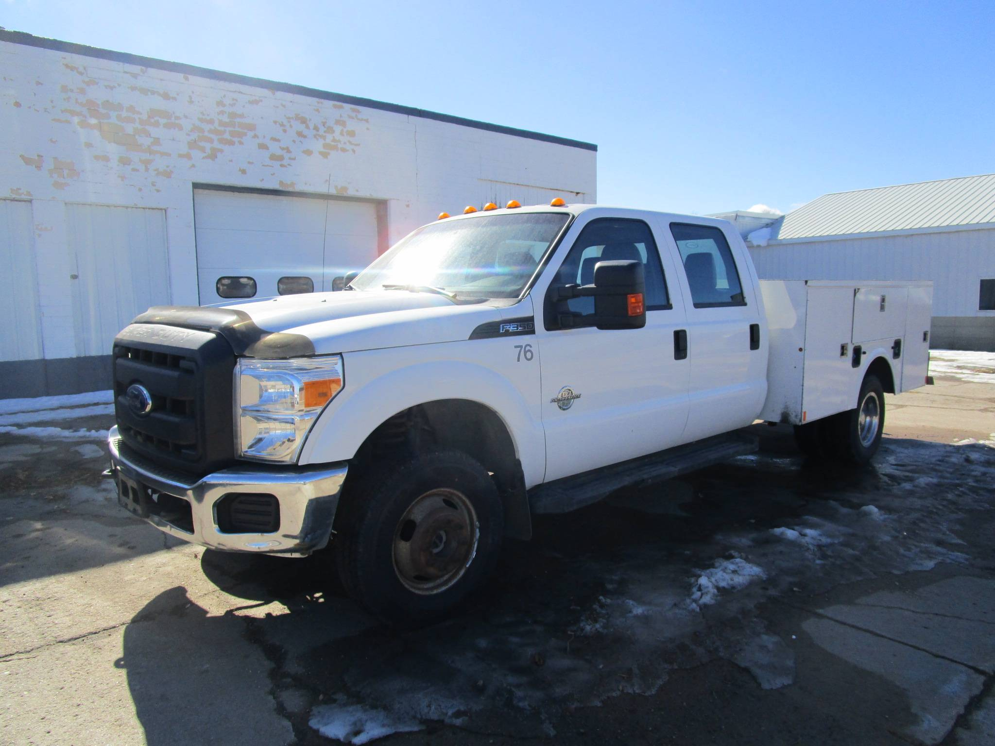 2014 FORD F350 $26,900