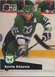 1991-92 Pro Set French #89
