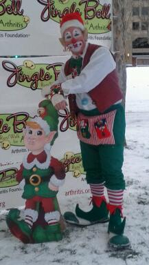 Jingle Bell Run 2011