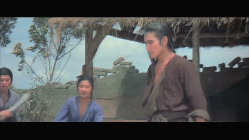Chen Kuan Tai as Huang Chung