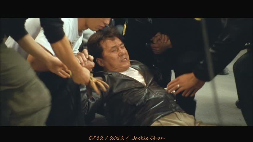 Real Life Pain,Jackie hurts himself