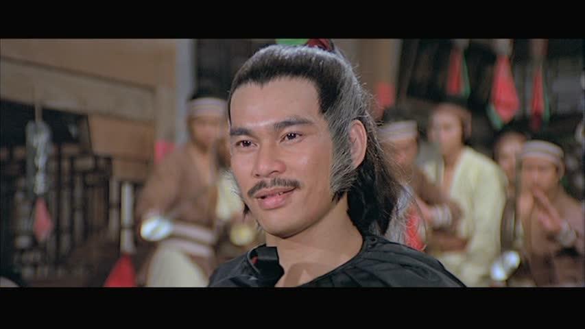 Chen Kuan Tai looks so peacful here