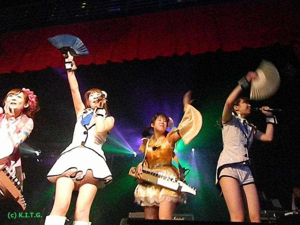 Heisei Kotohime and The Honey Spice Girls