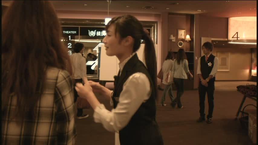 Ayaka acts on instinct