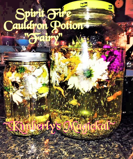 Fairy Potions