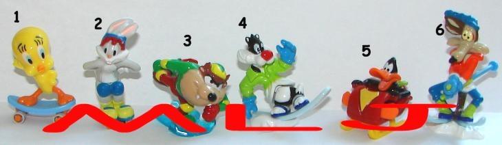 09 - Looney Tunes Acitve Winter sports