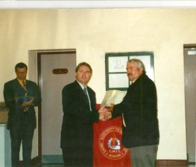 Frank Fahy & Michael O'Doherty