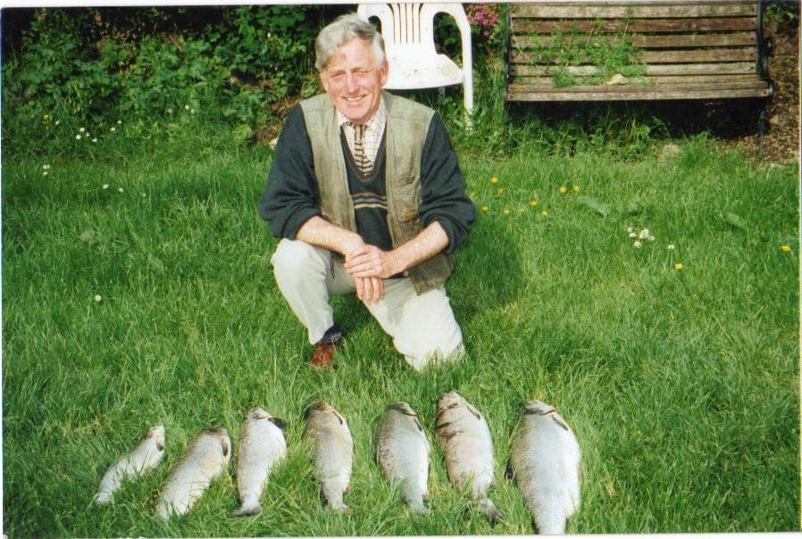 Paddy Guerin, Day Of Fishing.