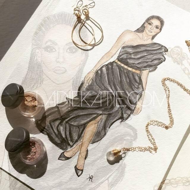 Ciara Watercolor