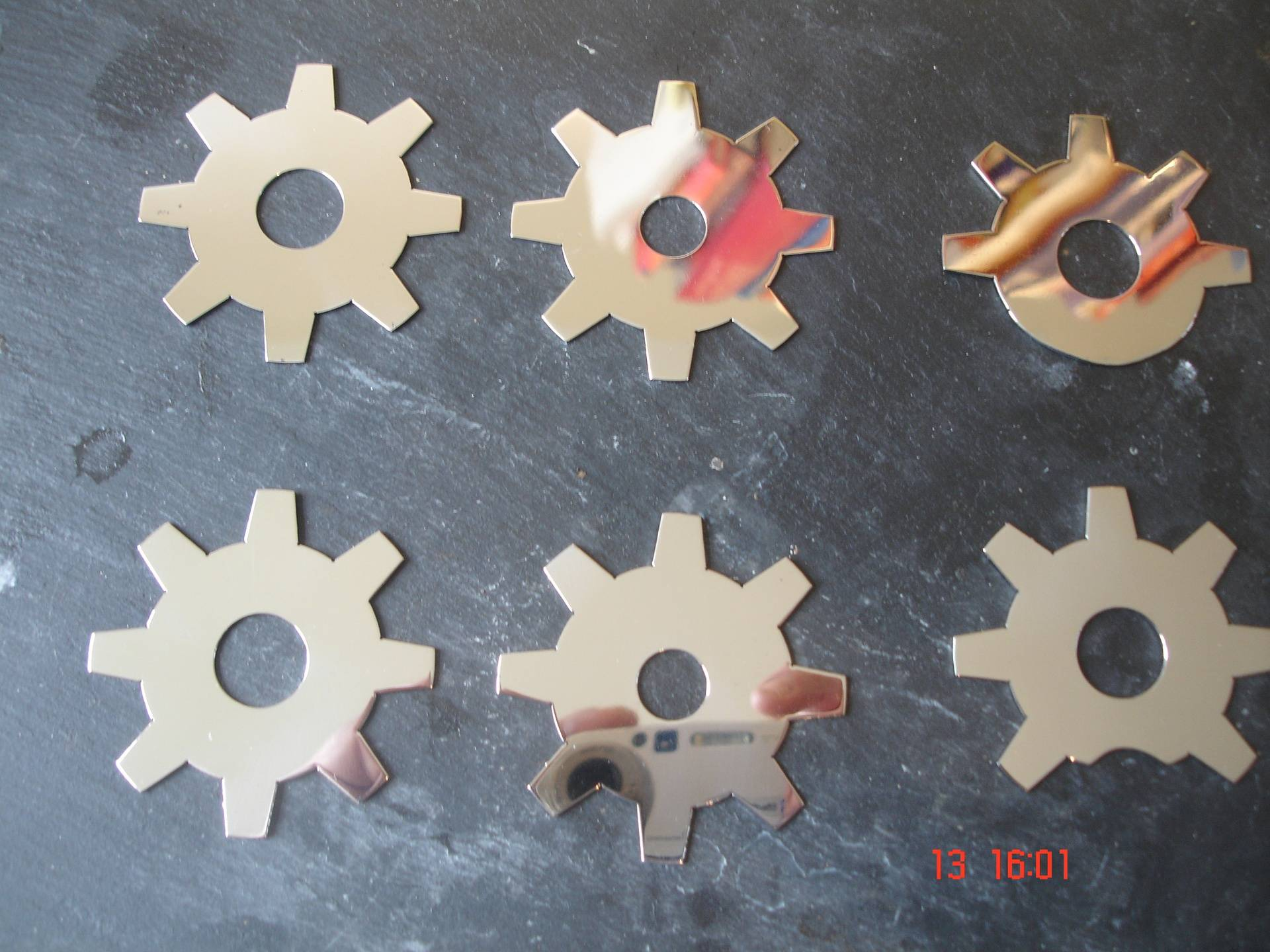 Custom washers