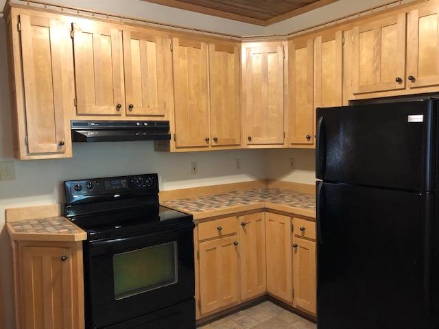 Kitchen Electric Range