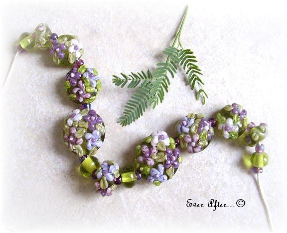 luscious lilacs