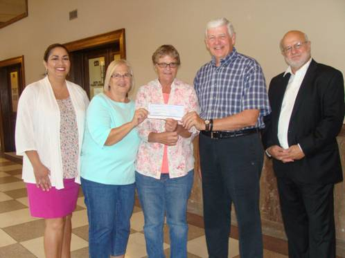 Lawrence County Community Foundation Grant 2015.