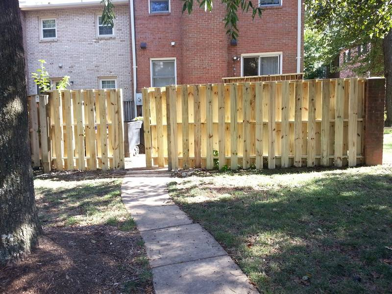 fence new