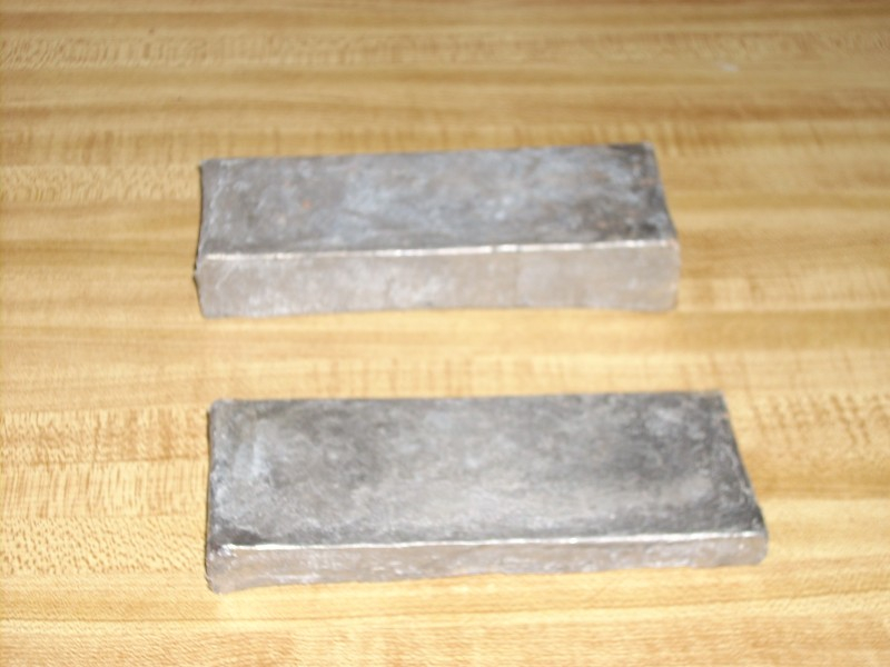 "Thin Bar type 6"" X 2"""