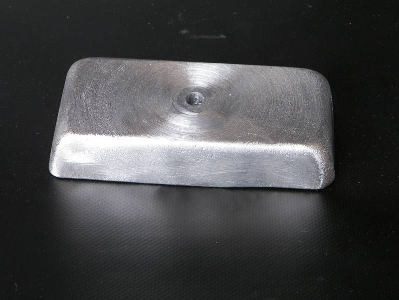 5 lb Mini Rectangle plate